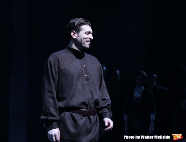 Photo Coverage: DOCTOR ZHIVAGO Company Takes Opening Night Bows!