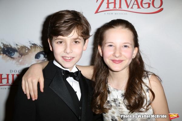 Sophia Gennusa and Jonah Halperin
