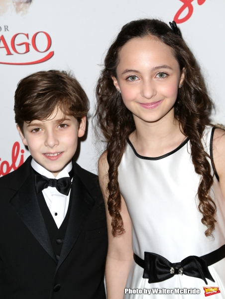 Jonah Halperin and Ashley Brooke