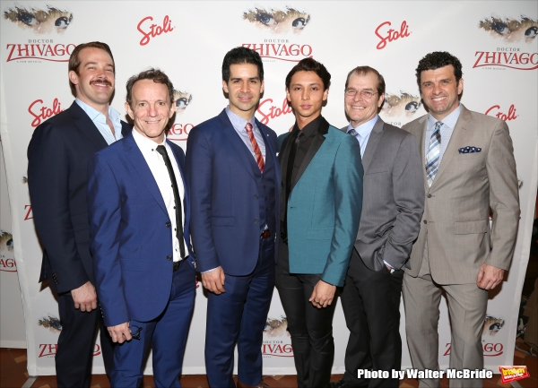 Photo Coverage: Go Inside the DOCTOR ZHIVAGO Opening Night After Party!
