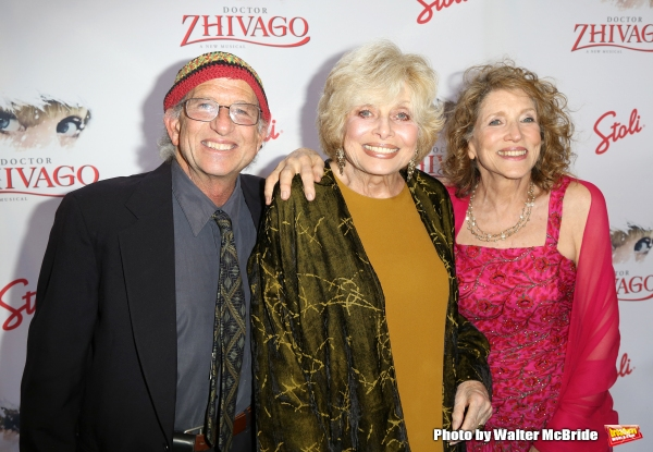 Peter Simon, Joanna Simon and Lucy Simon