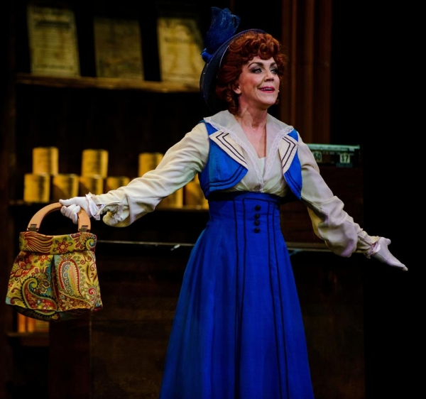 Andrea McArdle as Dolly