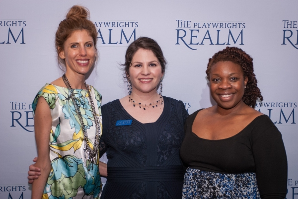 Elizabeth Irwin, Katherine Kovner and Mfoniso Udofia Photo