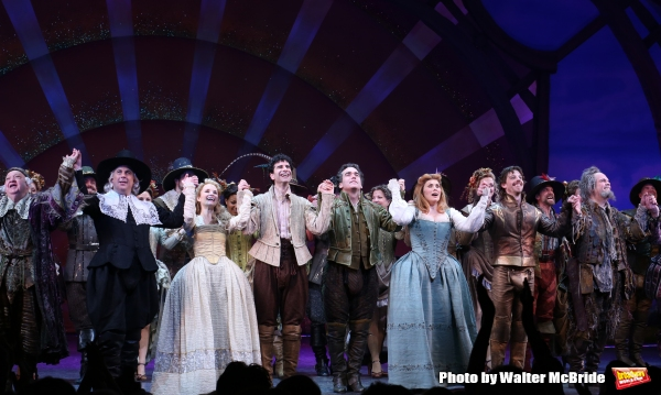 Gerry Vichi, Brooks Ashmanskas, Kate Reinders, John Cariani, Brian d''Arcy James, Heidi Blickenstaff, Christian Borle, Brad Oscar and Peter Bartlett