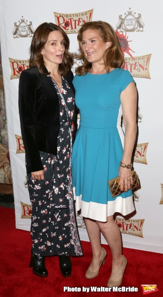 Tina Fey and Anna Gasteyer