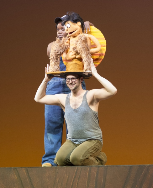 Avenue Q. Photo Credit: Monica Simoes