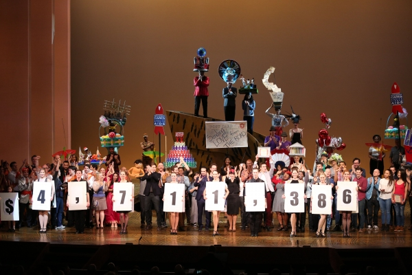 Photo Flash: Go Inside BC/EFA's 29th Annual EASTER BONNET Competition; Raises Record-Breaking $4,711,386