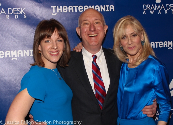 Jessie Mueller, Charles Wright and Judith Light