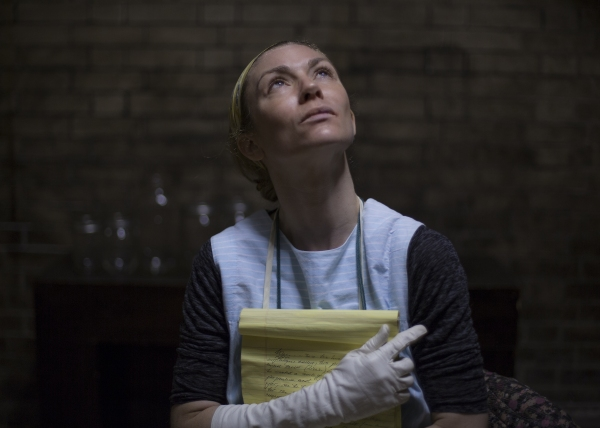 Photo Flash: First Look at Tracy Weller in JARRING