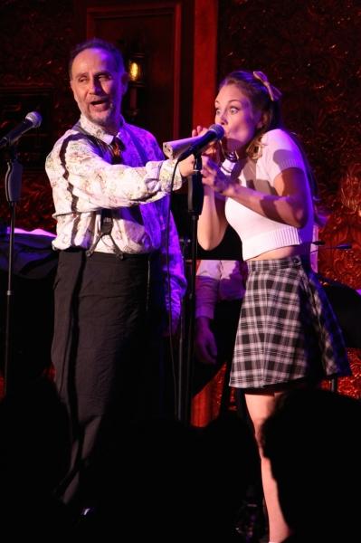 John Kassir and Kristen Martin