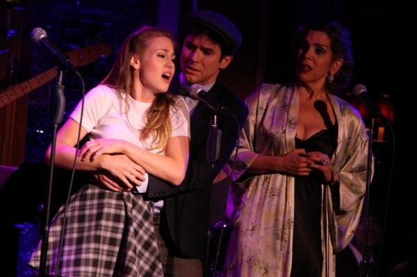Kristen Martin, Christian Campbell, Lori Alan