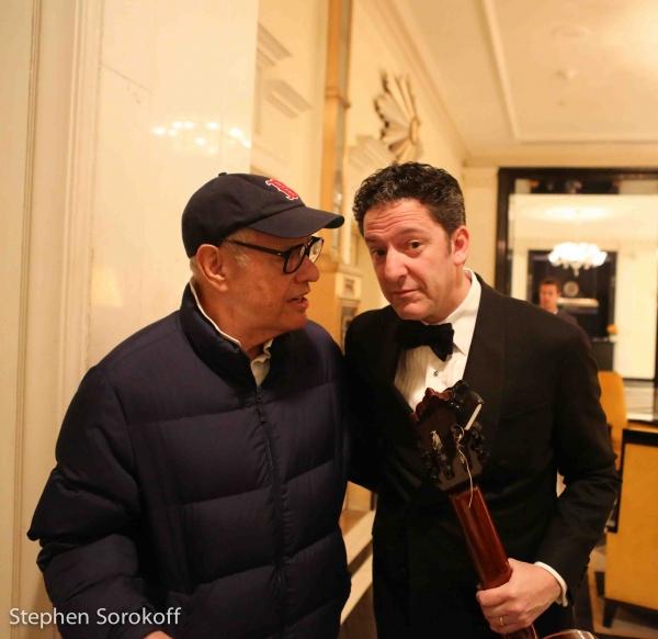 Jonathan Schwartz & John Pizzarelli Photo