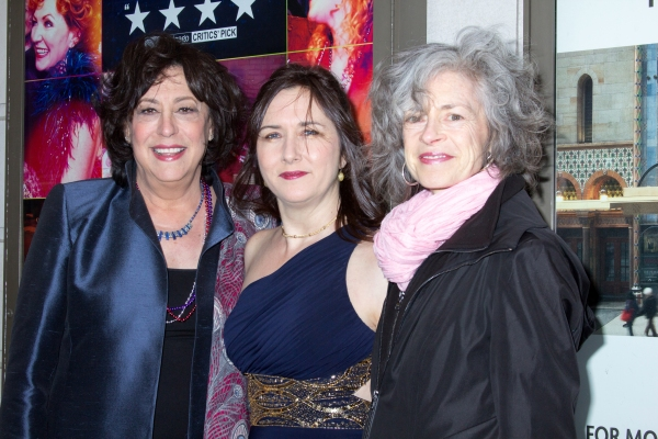 Lynne Meadow, Lisa D''Amour, Martha Lavey