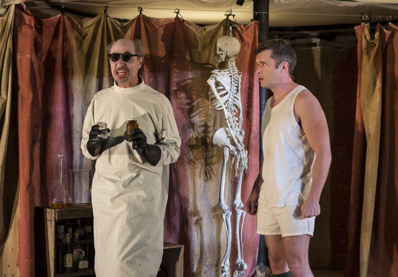 BWW Review: WOYZECK Burns with Tragic Inevitability