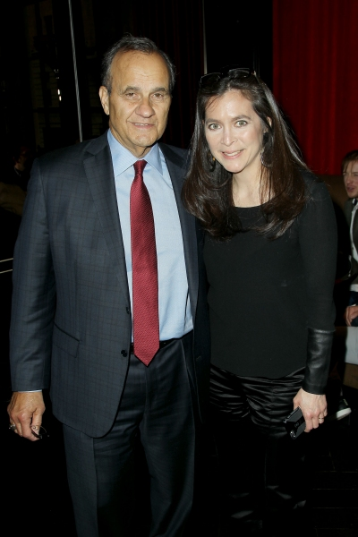 Joe Torre, Diane Paulus Photo