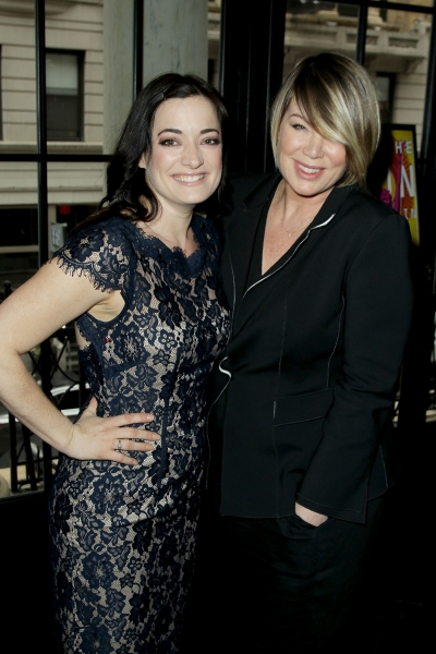 Laura Michelle Kelly, Mia Michaels