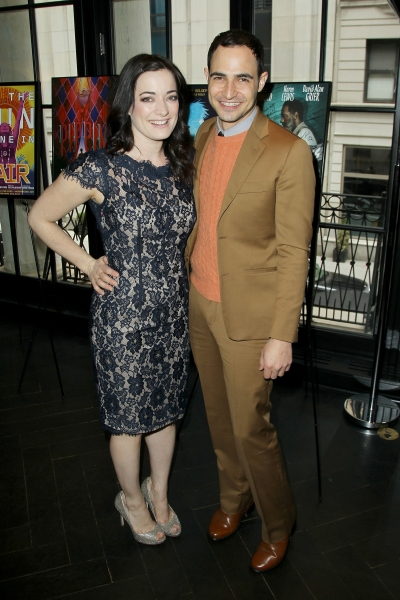 Photo Flash: Broadway's Best Honor Tony Winner Diane Paulus at Luncheon