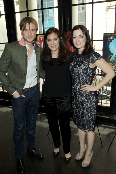 Matthew James Thomas, Diane Paulus, Laura Michelle Kelly