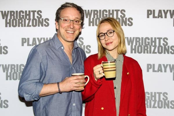 Jeremy Shamos & Sarah Goldberg