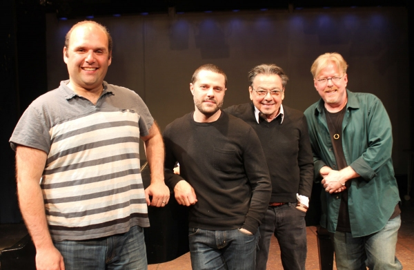 Photo Flash: Meet the Cast & Creative Team of CAGNEY at York Theatre Company
