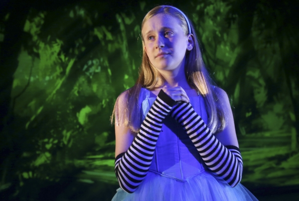 Isabelle Roberts stars as Alice