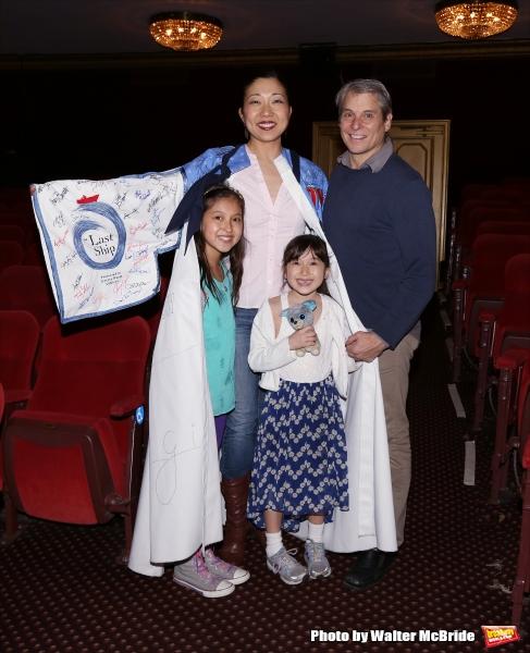 Photo Coverage: Inside the DOCTOR ZHIVAGO Gypsy Robe Ceremony