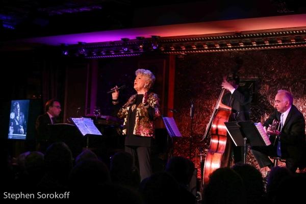 Marilyn Maye, Tom Hubbard, Jack Cavari