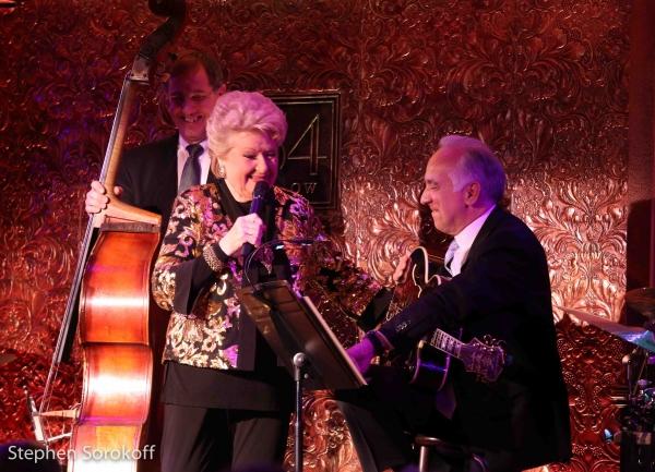 Marilyn Maye & Jack Cavari