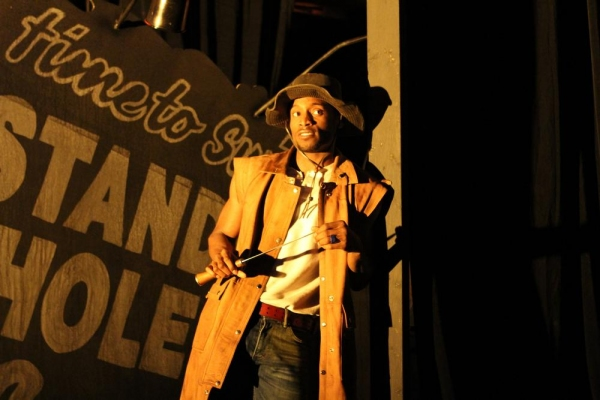 Photo Flash: Vampire Cowboys Presents World Premiere of SIX ROUNDS OF VENGEANCE at New Ohio Theatre