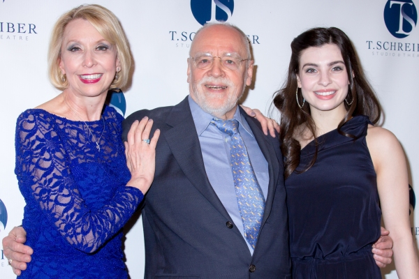 Julie Halston, Terry Schreiber, Julia Udine Photo