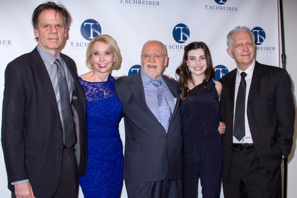 Peter Jensen, Julie Halston, Terry Schreiber, Julia Udine, Kim Hartswick Photo