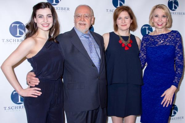 Julia Udine, Terry Schreiber, Roma Torre, Julie Halston Photo