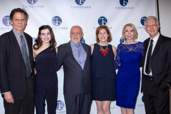 Peter Jensen, Julia Udine, Terry Schreiber, Roma Torre, Julie Halston, Kim Hartswick Photo