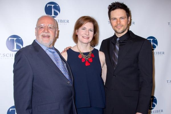 Terry Schreiber, Roma Torre, Jonny Orsini Photo