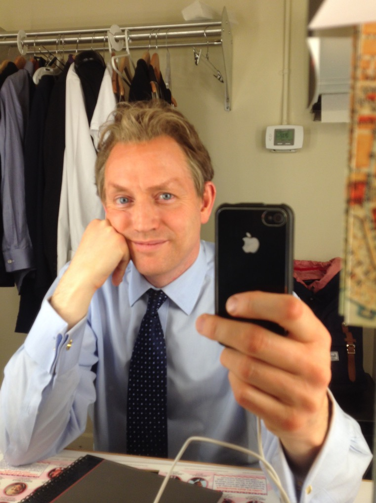 BWW Exclusive: Diary of an Englishman in New York- 'British People Just Sound Smart'