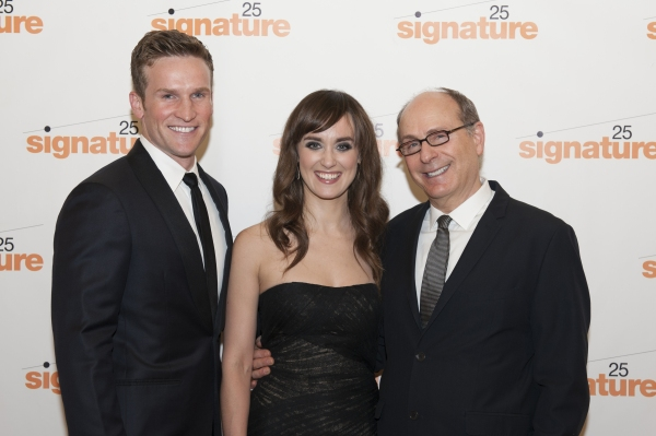 Photo Flash: Inside Signature Theatre's 2015 Sondheim Award Gala, Honoring James Lapine