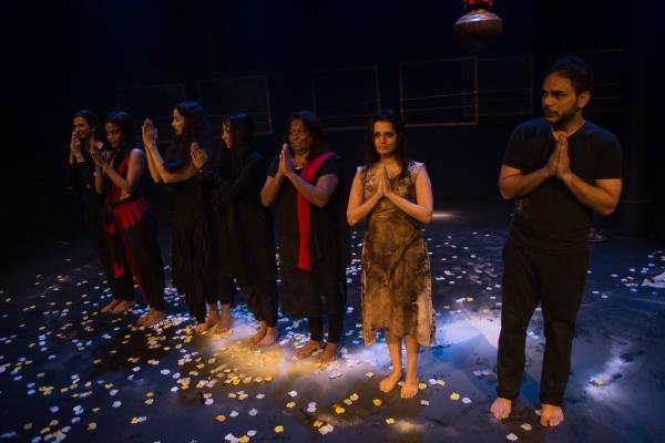 Poorna Jagannathan, Priyanka Bose, Rukhsar Kabir, Pamela Sinha, Sneha Jawale, Japit Kaur and Ankur Vikal