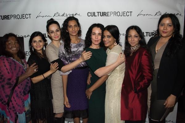 Sneha Jawale, Japit Kaur, Rukhsar Kabir, Poorna Jagannathan, Yael Farber, Priyanka Bose, Pamela Sinha and Shivani Rawat