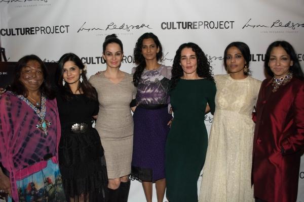 Sneha Jawale, Japit Kaur, Rukhsar Kabir, Poorna Jagannathan, Yael Farber, Priyanka Bose and Pamela Sinha