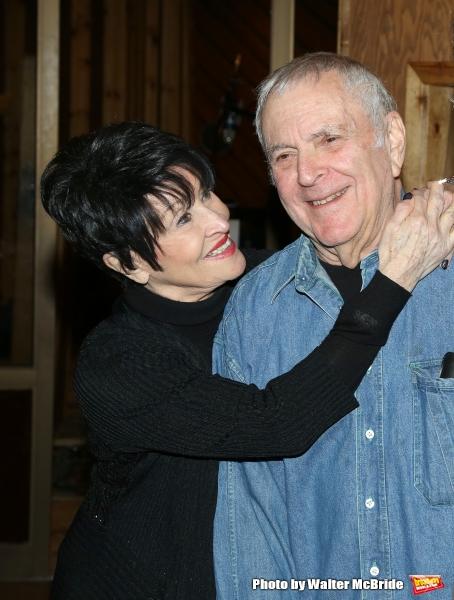 Chita Rivera and John Kander