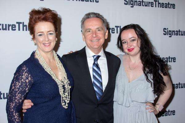 Joyce O'Connor, James Houghton, Lily Houghton Photo