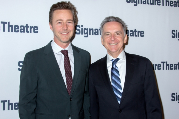 Edward Norton, James Houghton