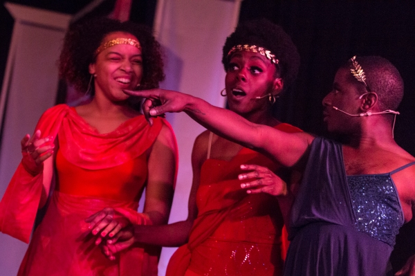 Photos: Sneak Peek at Imagine Theatre's XANADU