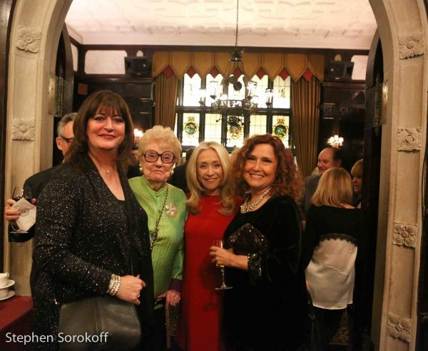 Ann Hampton Callaway, June Freezmazon, Eda Sorokoff, Melissa Manchester