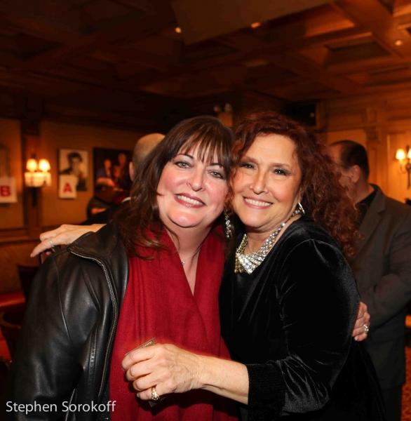 Ann Hampton Callaway & Melissa Manchester