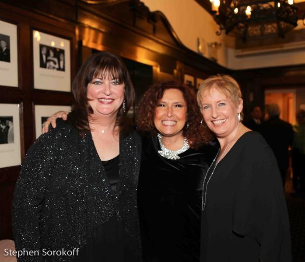 Ann Hampton Callaway, Melissa Manchester, Liz Callaway