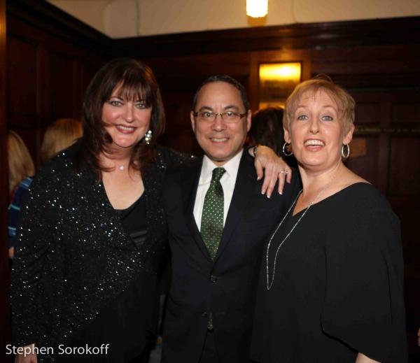 Ann Hampton Callaway, Paul Altizer, Liz Callaway