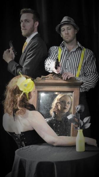 John Gray, Adrian Archer and Katrina Murphy Photo
