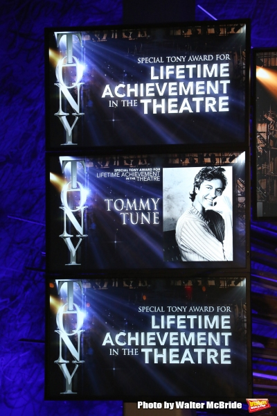 Special Tony Award for Lifetime Achievement in the Theatre: Tommy Tune