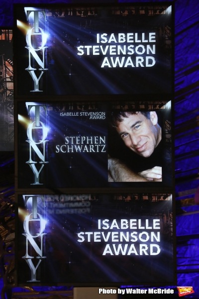 Isabelle Stevenson Award: Stephen Schwartz